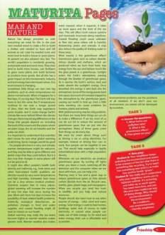 ukážka časopis Friendship!