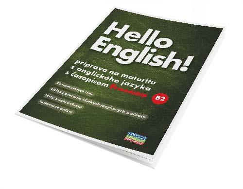 Publikácia HELLO ENGLISH! B2