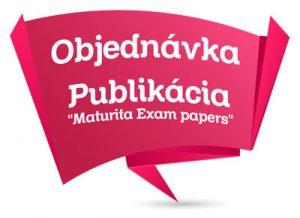 Maturita exam paper